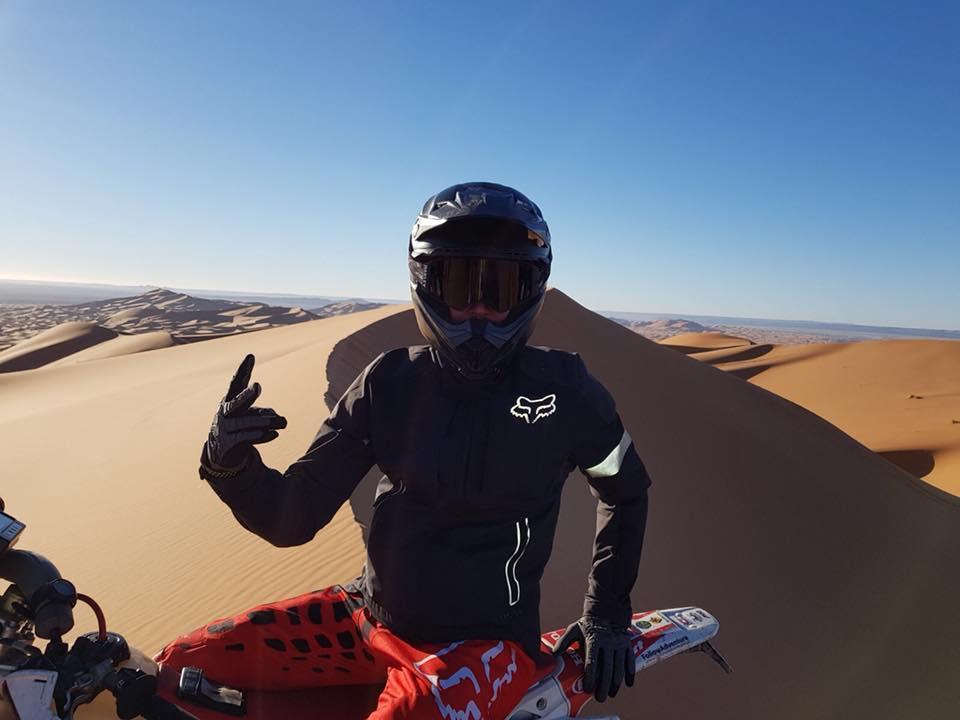 Africa Eco Race: Luís Oliveira despede-se com vitória