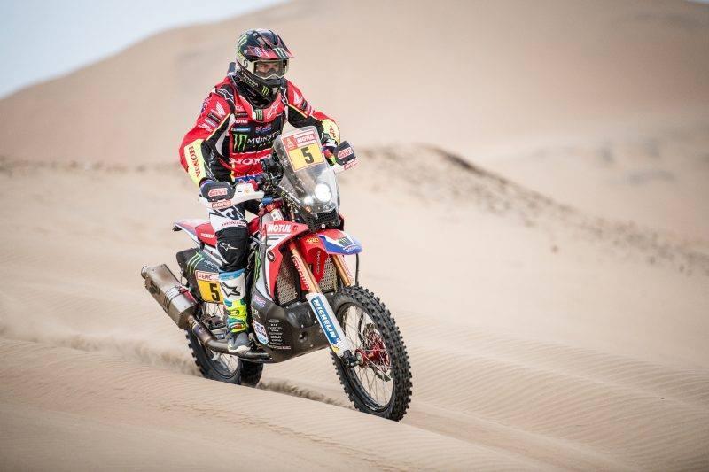 Dakar 2018: Barreda vence etapa e corre risco de abandonar