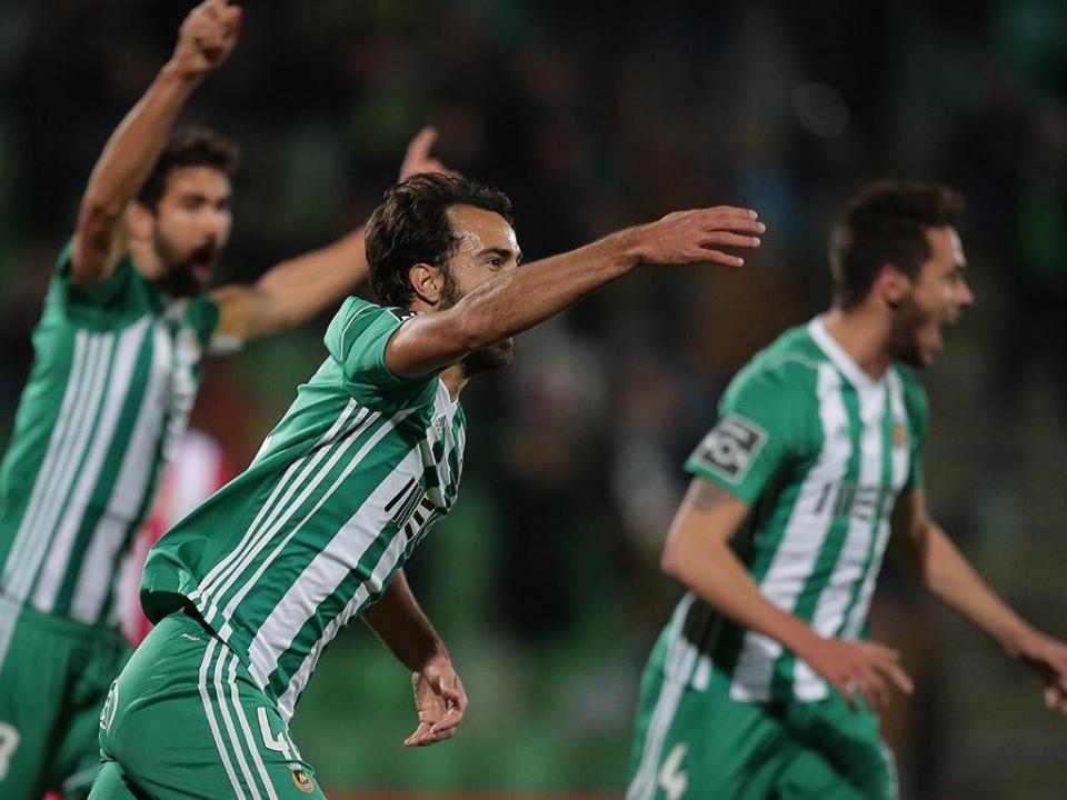 VÍDEO: o autogolo de Marcelo que colocou o V. Guimarães em vantagem