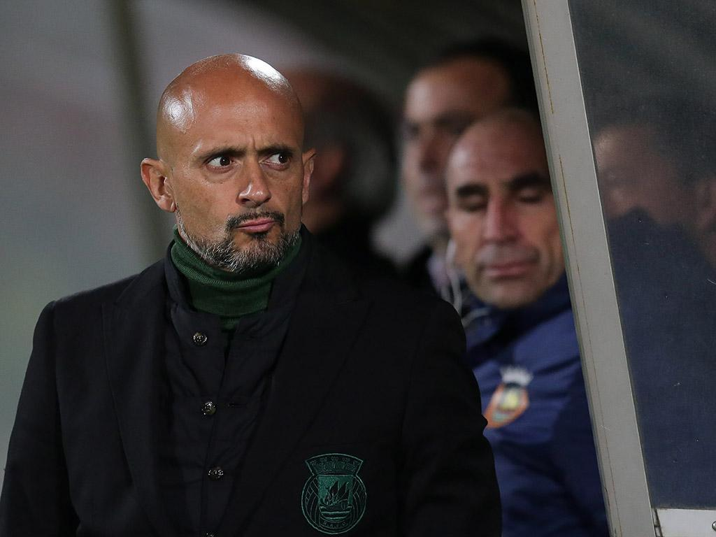 Lito Vidigal suspenso oito dias por expulsão na Taça de Portugal