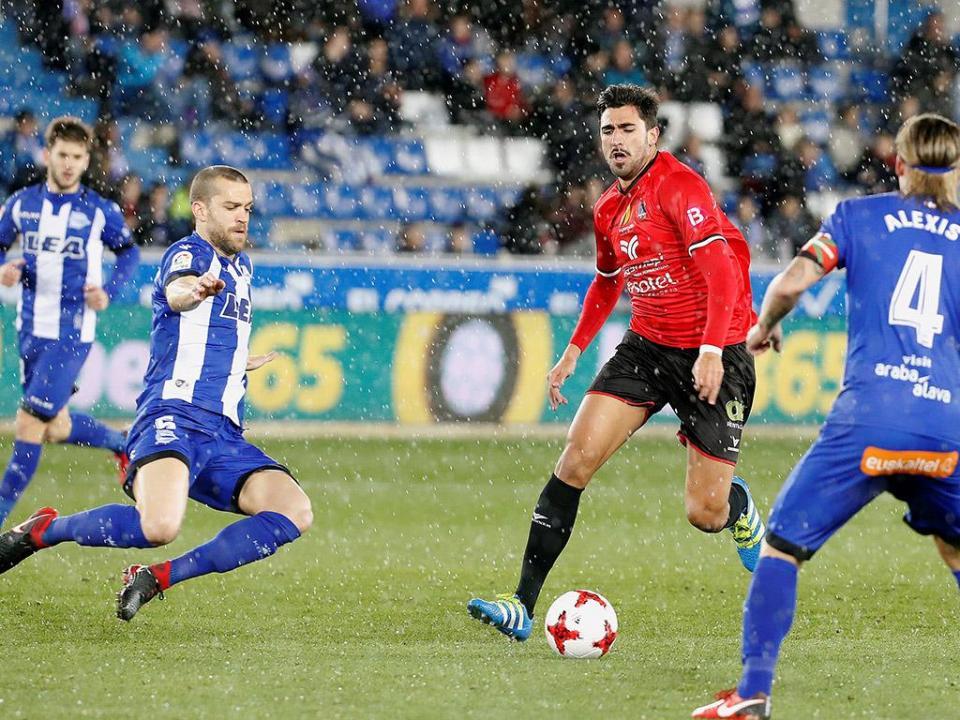 Espanha: quatro golos e empate entre Alavés e Leganés