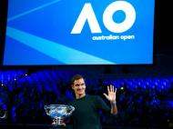 Open Austrália: Federer e Sharapova convidados especiais no sorteio