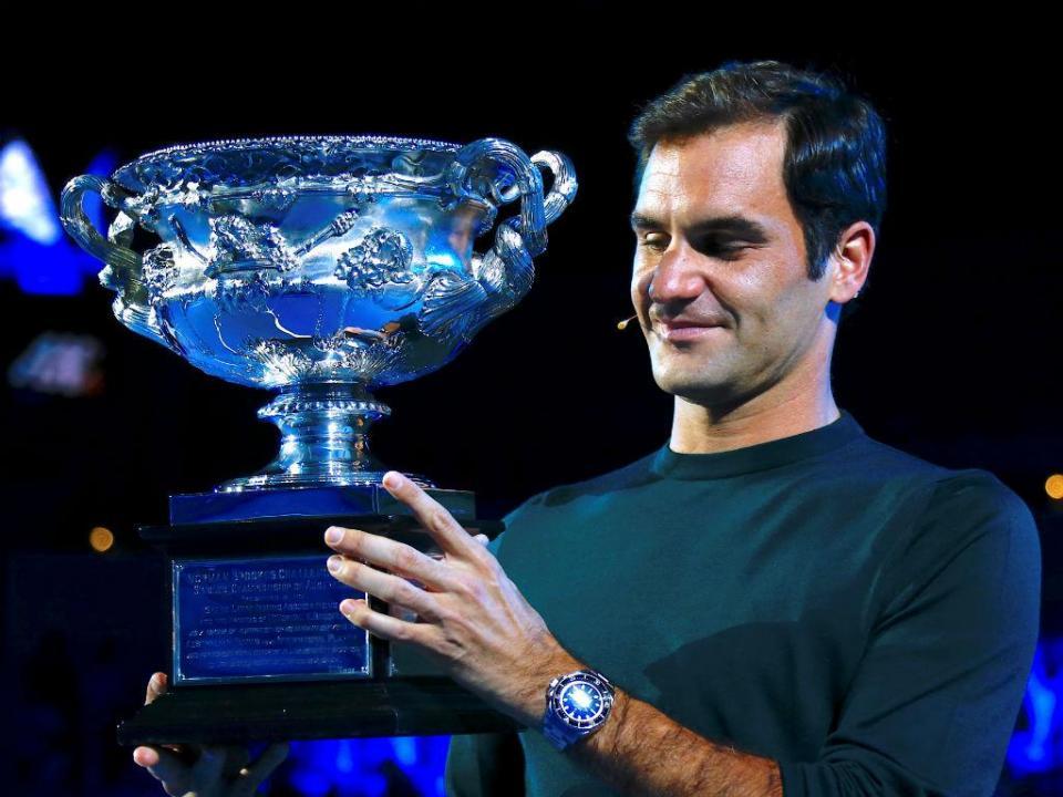 Laureus: Federer bate Ronaldo e é o melhor atleta masculino