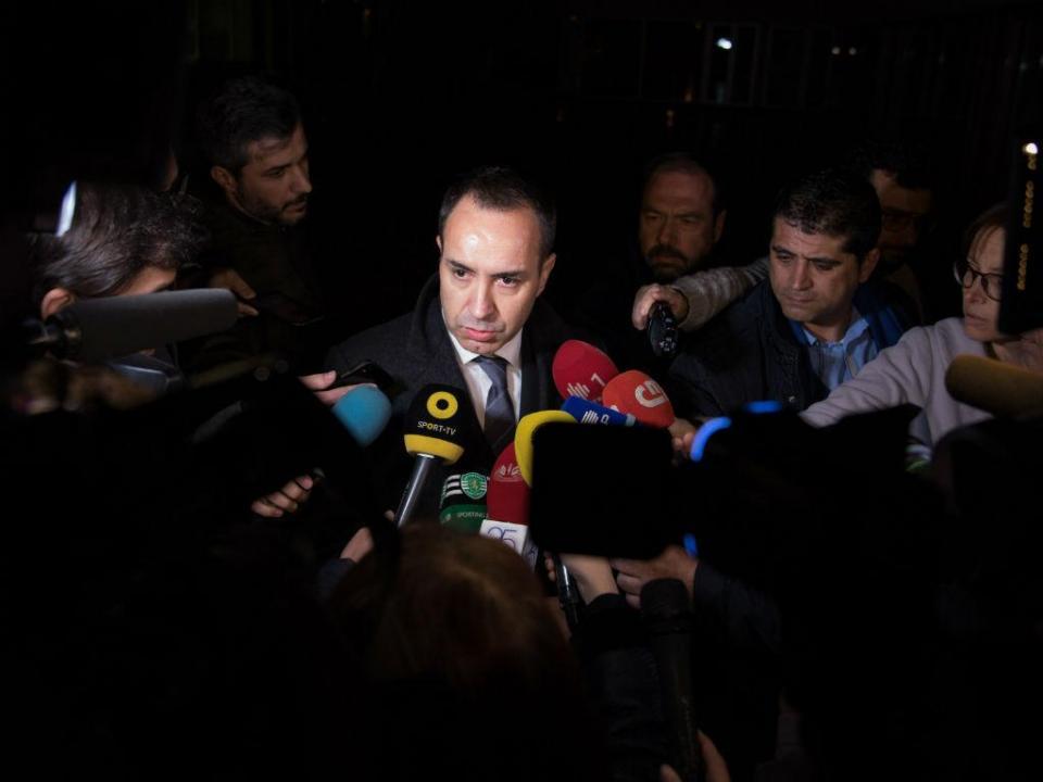 Sp. Braga: ex-diretor avança com processo, clube acusa-o de extorsão
