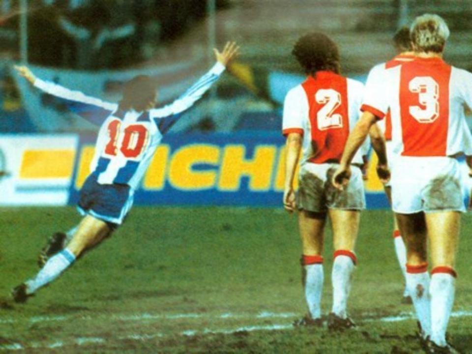 Há 30 anos o FC Porto vencia a Supertaça Europeia