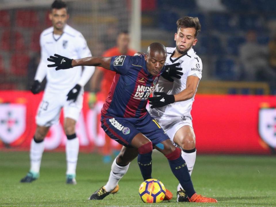 Desp. Chaves-Vit. Guimarães, 4-3 (resultado final)