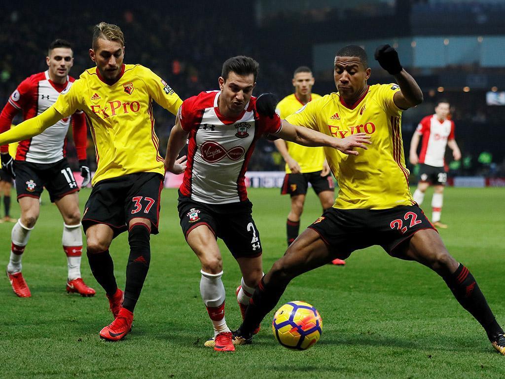 Watford de Marco Silva empata com golo no último minuto