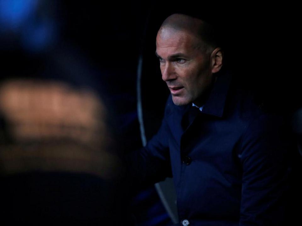 Zidane: «Não merecíamos, saiu-nos tudo ao contrário»