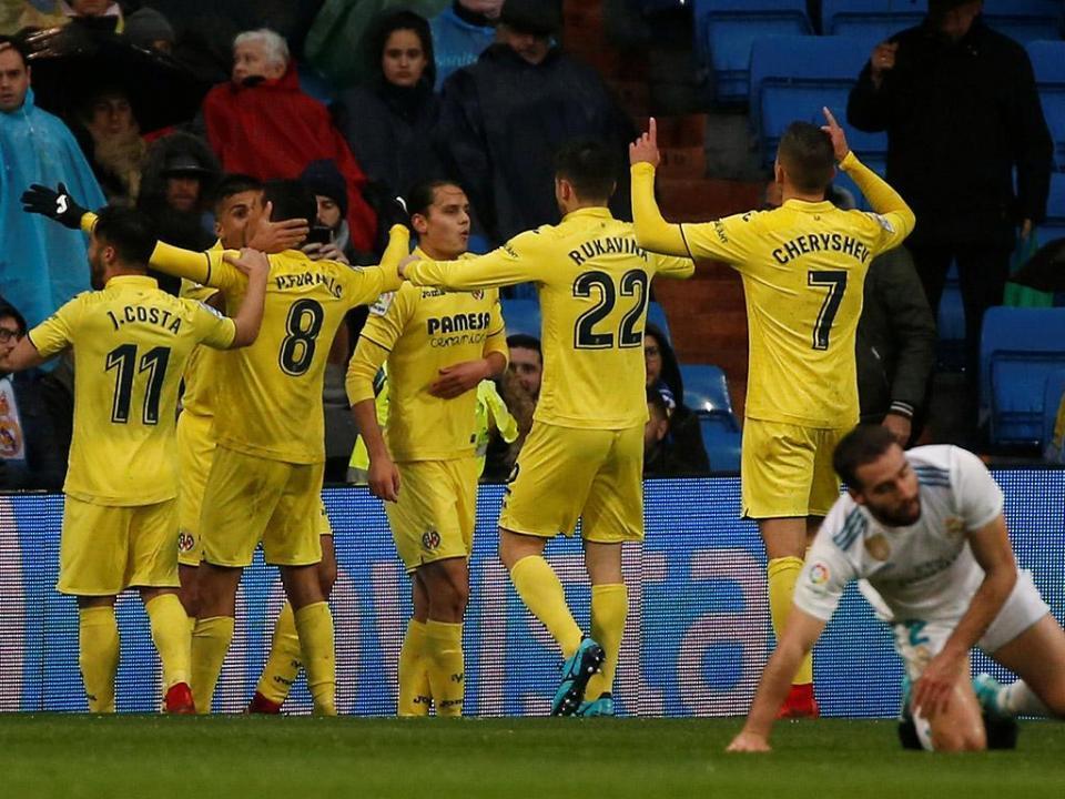 203f2f02ef Espanha  Villarreal vence e mantém-se a um ponto do Real Madrid ...