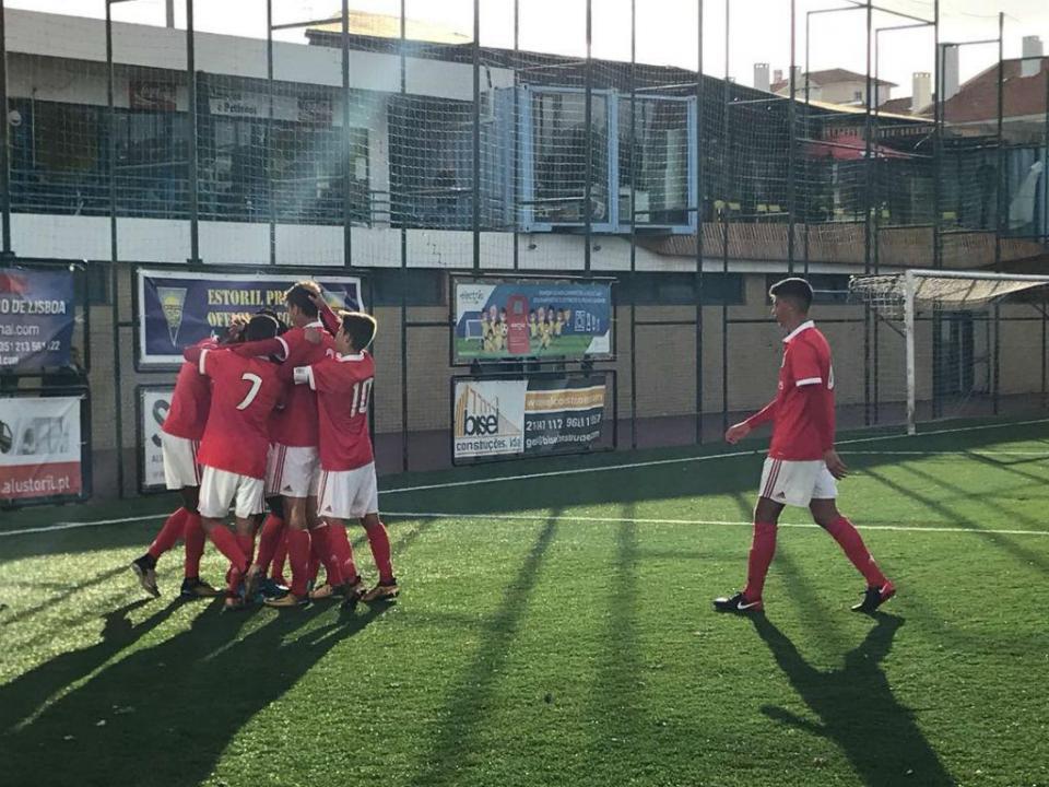 Juniores: Benfica vence V. Guimarães e aproveita deslizes dos rivais