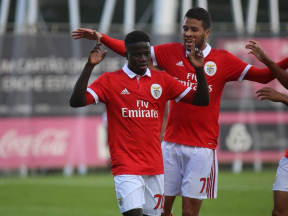 Benfica B entra a perder, mas dá a volta e regressa às vitórias