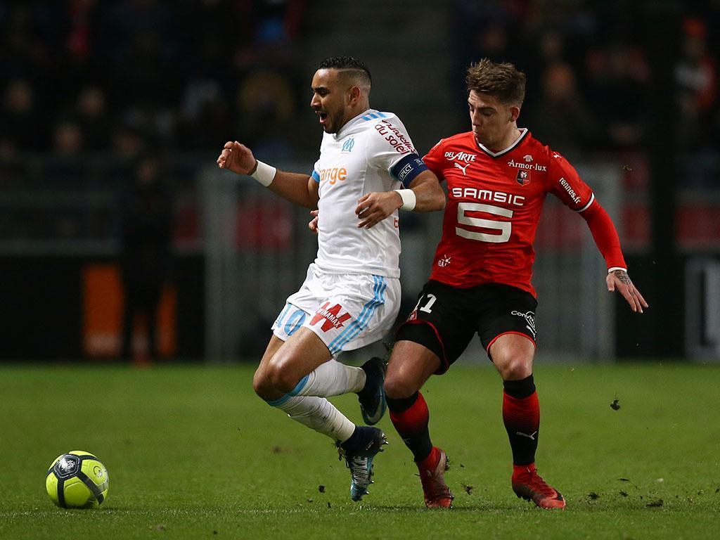 França: Rennes chega ao quinto lugar