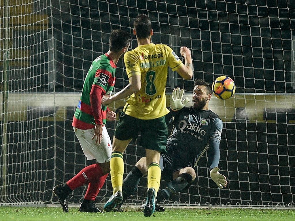 P. Ferreira-Marítimo, 0-0 (destaques)