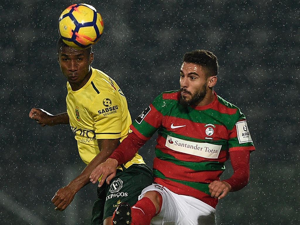 P. Ferreira-Marítimo, 0-0 (resultado final)