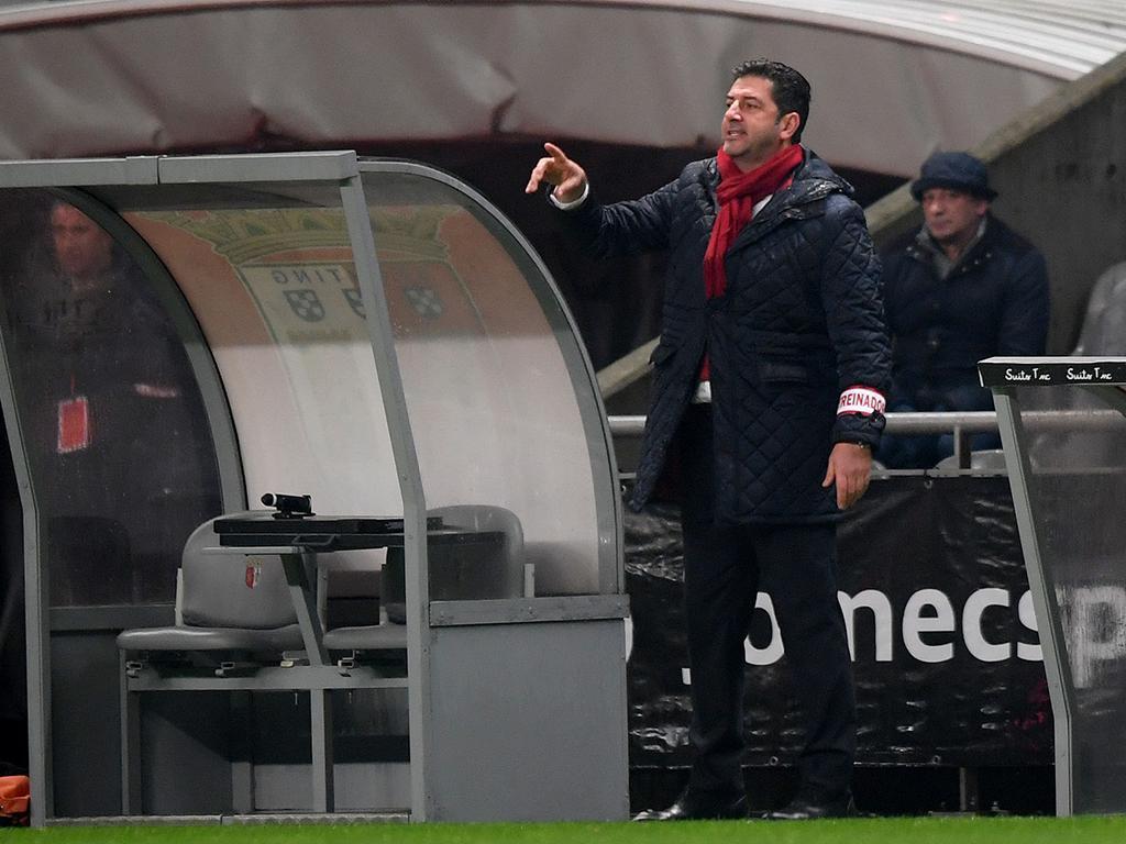 Luís Castro diz que Benfica é uma equipa