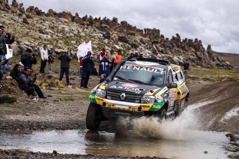 Dakar 2018: Nona etapa cancelada devido a mau tempo