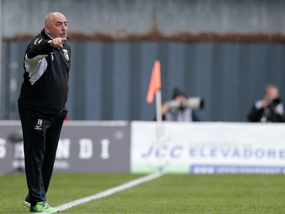 Vítor Oliveira e o Portimonense nas Aves: «Precisamos de pontos»