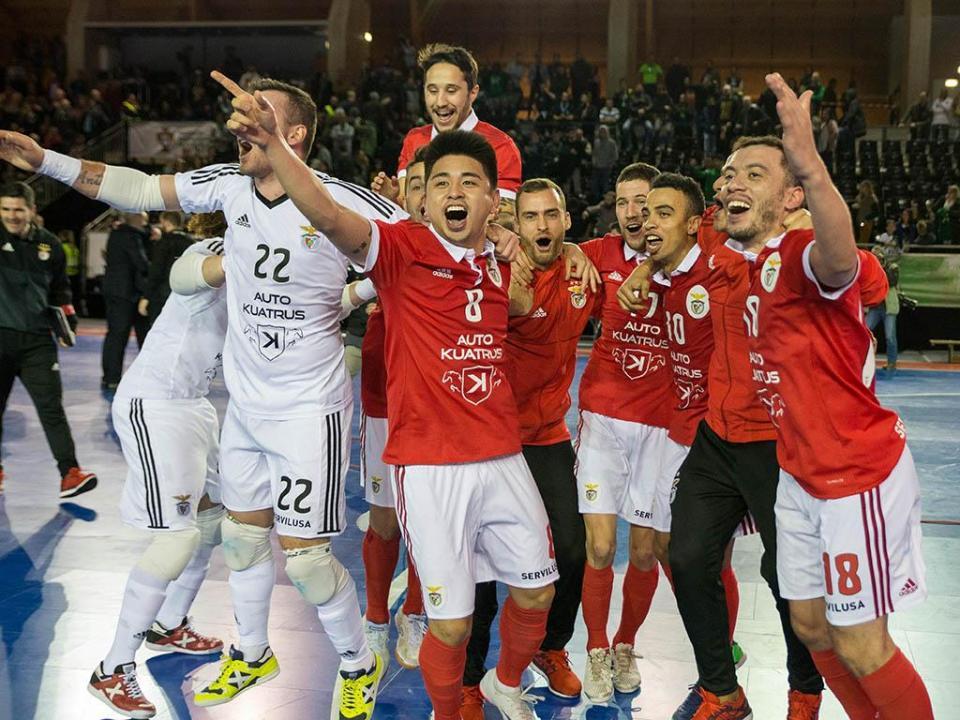 Futsal: espanhol Marc Tolrà reforça Benfica