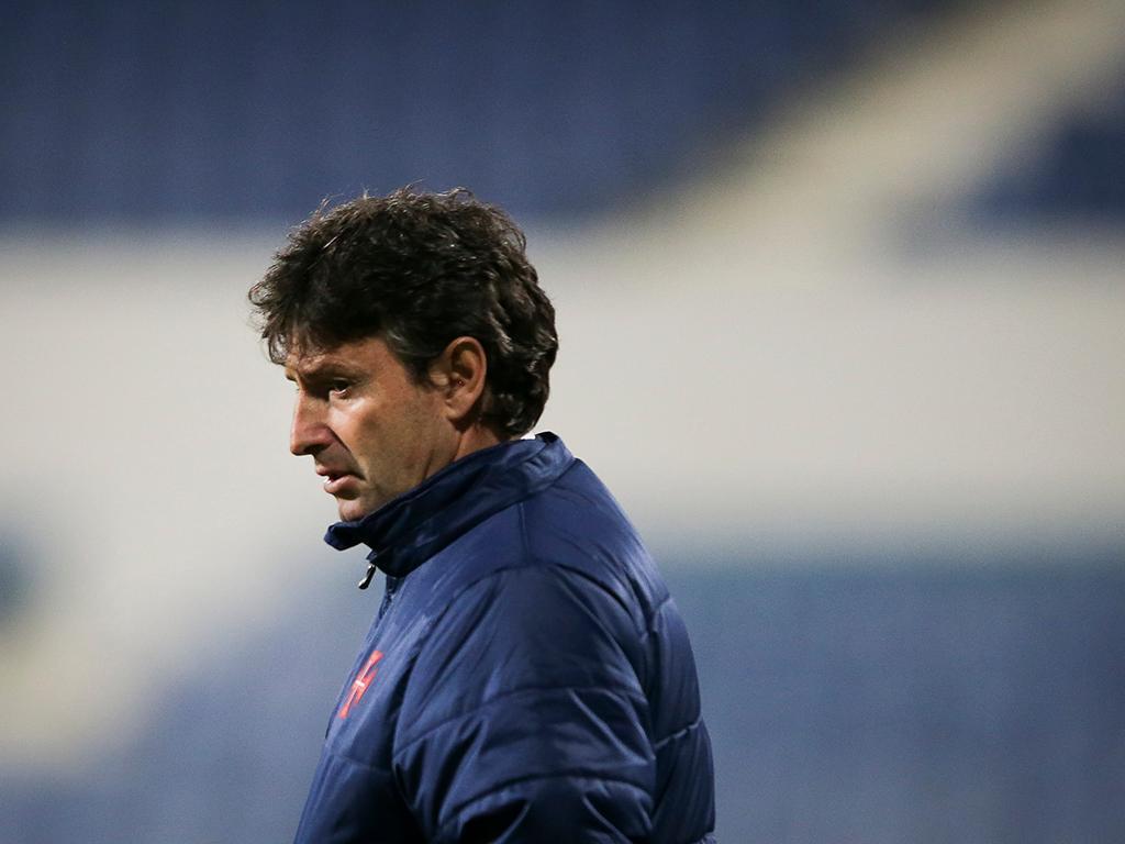 Domingos Paciência já não é treinador do Belenenses