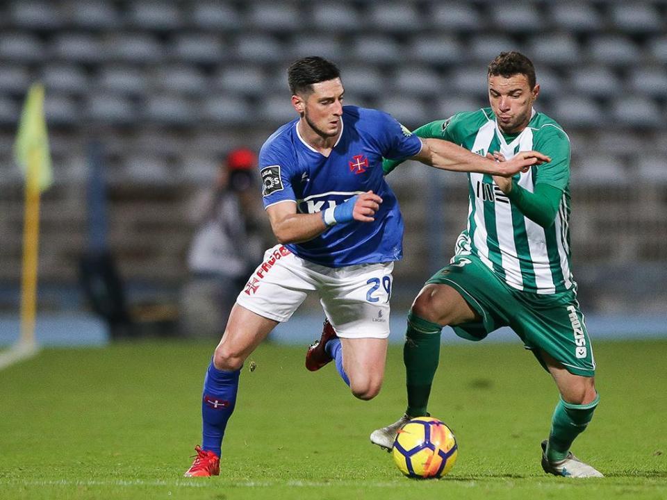 V. Guimarães: Florent é reforço para as próximas quatro épocas