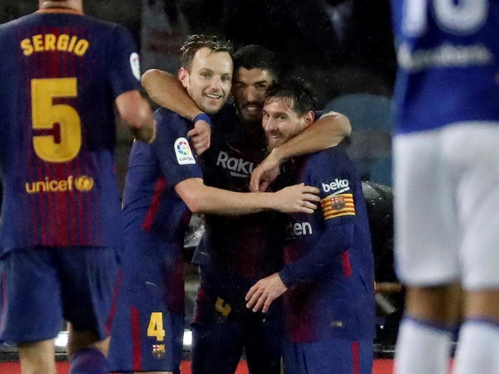 Visita de risco para os catalães — Real Sociedad-Barcelona