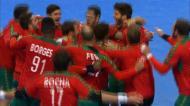 Andebol: Portugal no «playoff» de apuramento para o Mundial