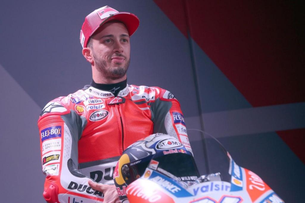 """Dovizioso teme arranque de Márquez """"ainda melhor""""... e os """"outros"""""""