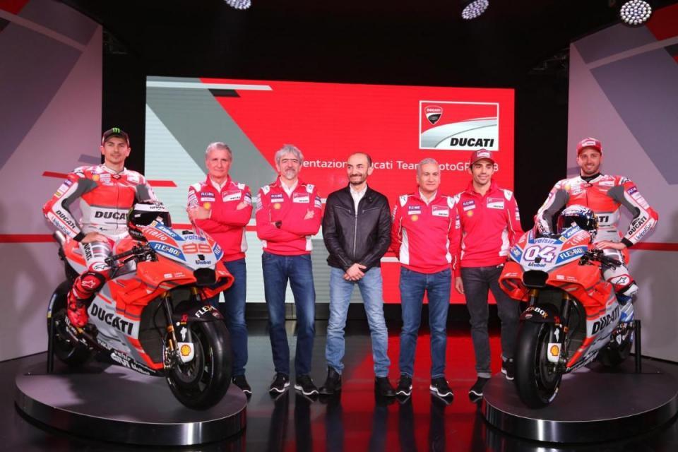 """Ducati sobre Lorenzo: """"Não vale a pena insistir se não funcionar"""""""