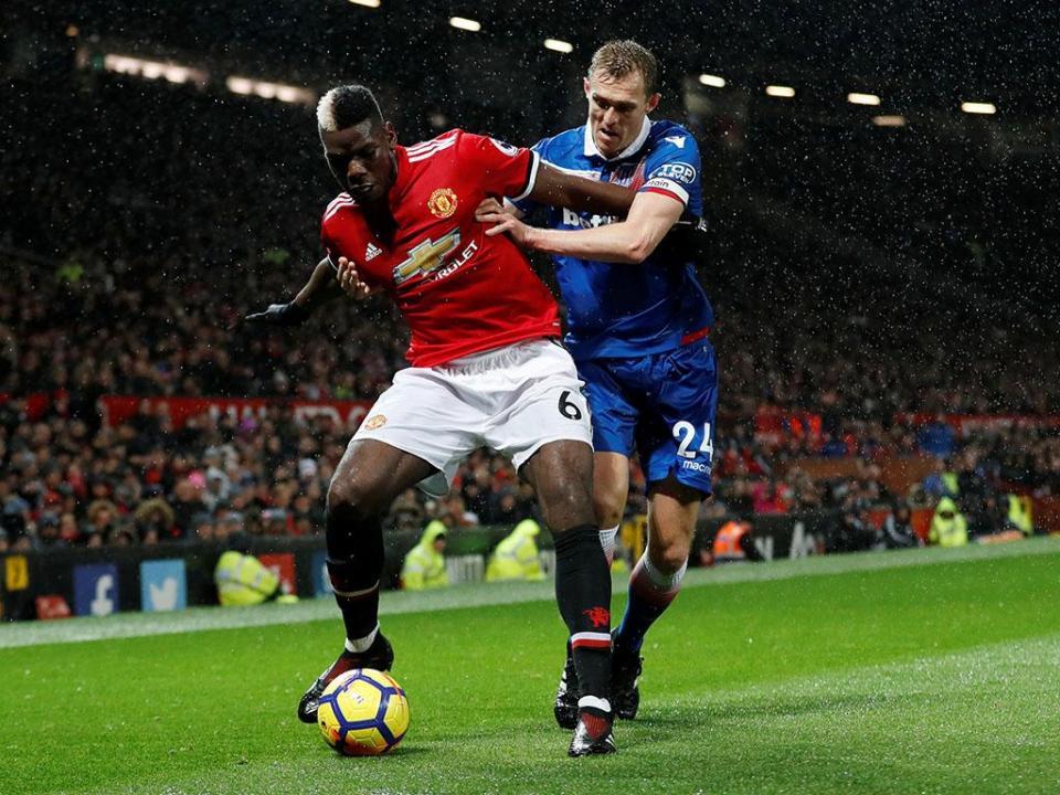 «Entendo que Pogba se sinta irritado com a posição em que Mourinho o põe»