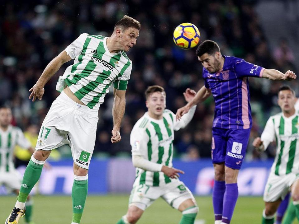 Espanha: Bétis perde com golo de ex-Sporting