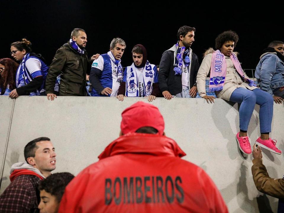 FC Porto esclarece troca de bilhetes para o jogo com o Estoril