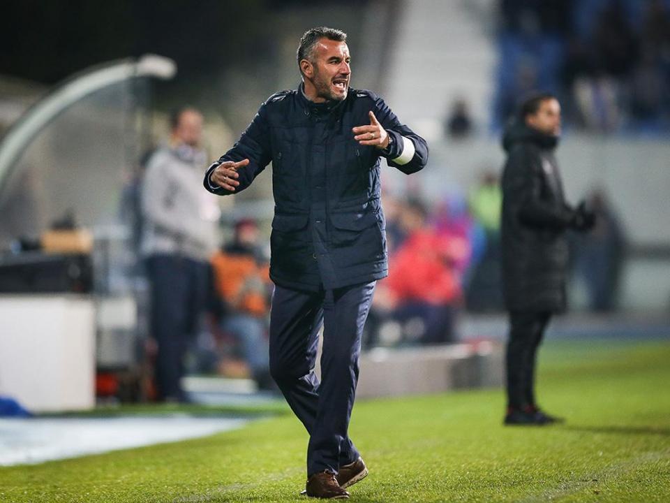 «Se conseguimos ganhar ao Sporting temos de ganhar ao Moreirense»