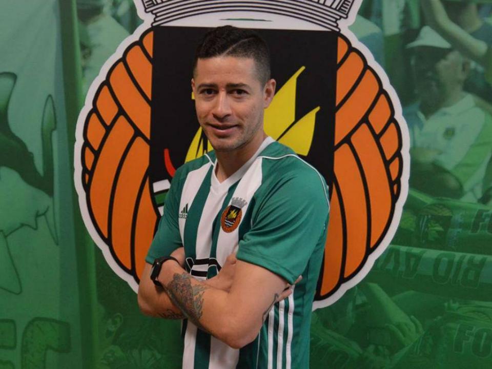 VÍDEO: Diego dá vantagem ao Rio Ave