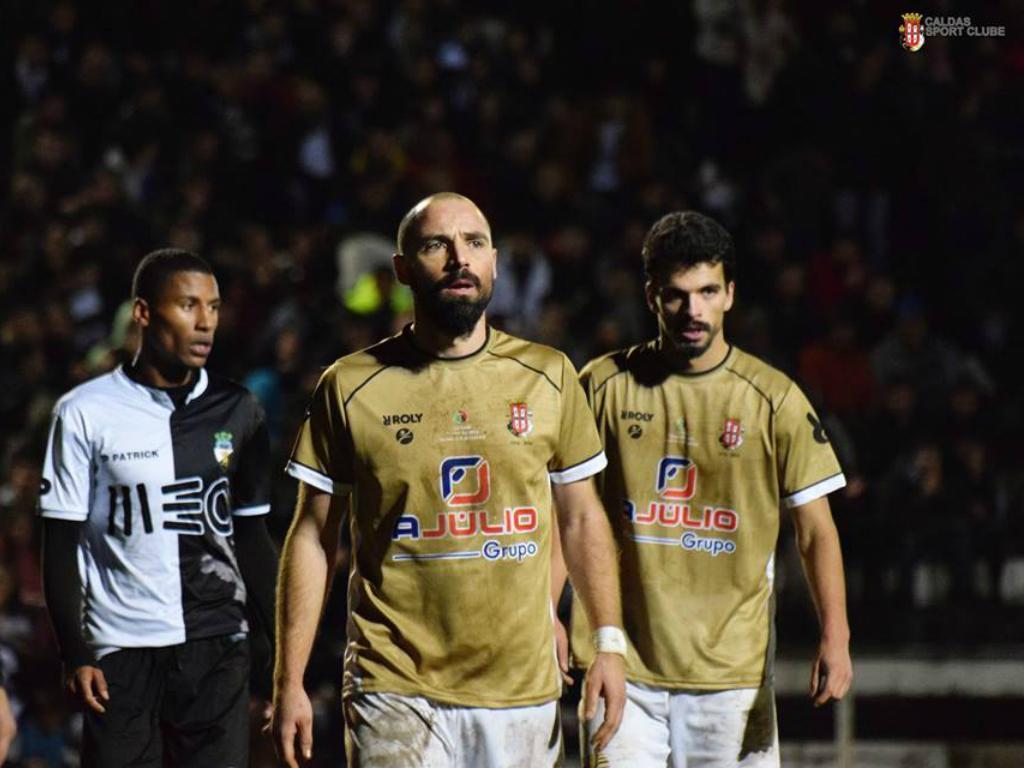 Caldas de fora da Liga Europa mesmo que vença a Taça de Portugal