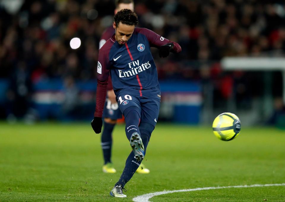 «Neymar está muito triste por não poder treinar connosco»