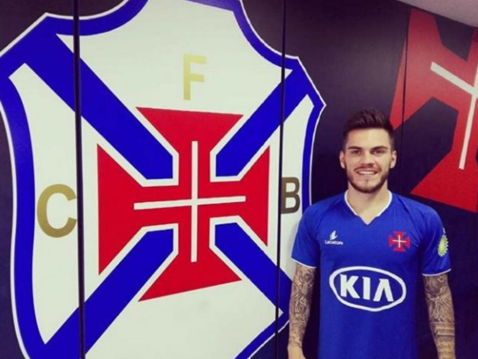 Depois do Belenenses, Nathan segue por empréstimo para o Brasil