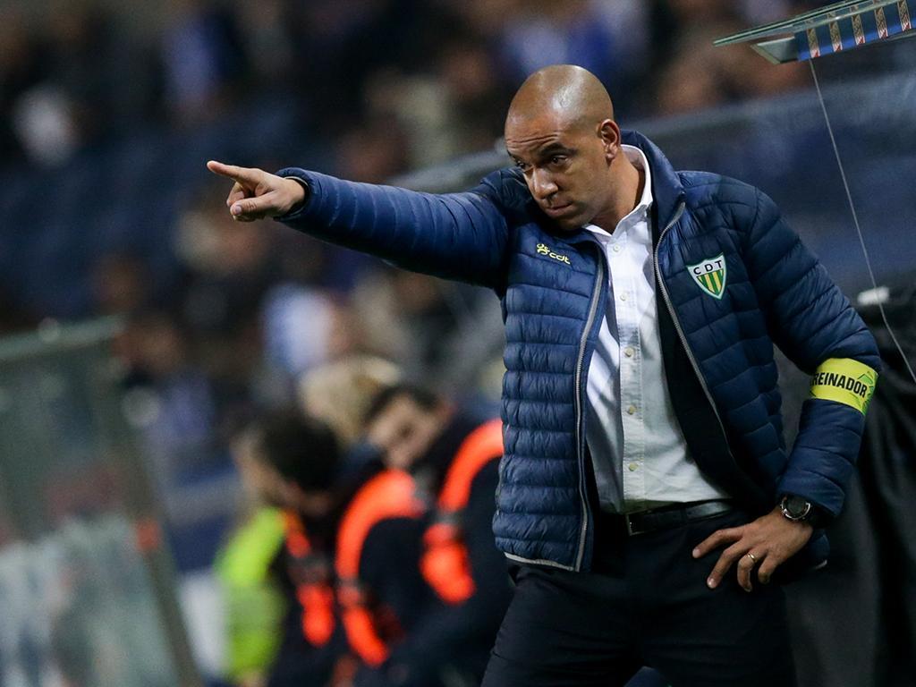 Pepa chama dois juniores para receção ao Guimarães
