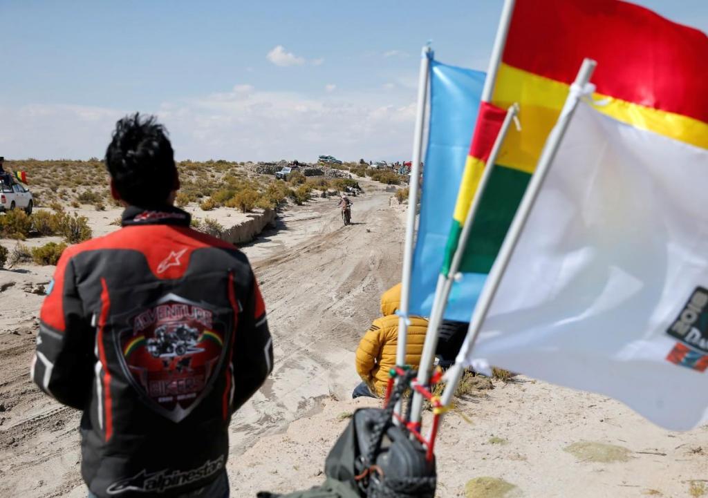 Dakar 2019: depois do Chile, agora é a nega da Bolívia