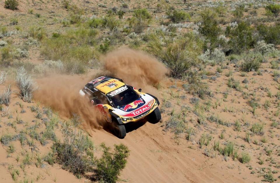 Rali Dakar pode regressar a África