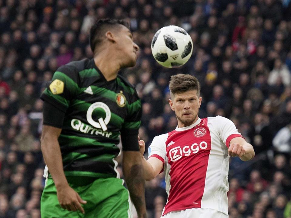 Holanda: bis de Ziyech na reviravolta do Ajax