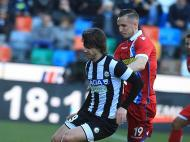 Udinese-Spal (Lusa)