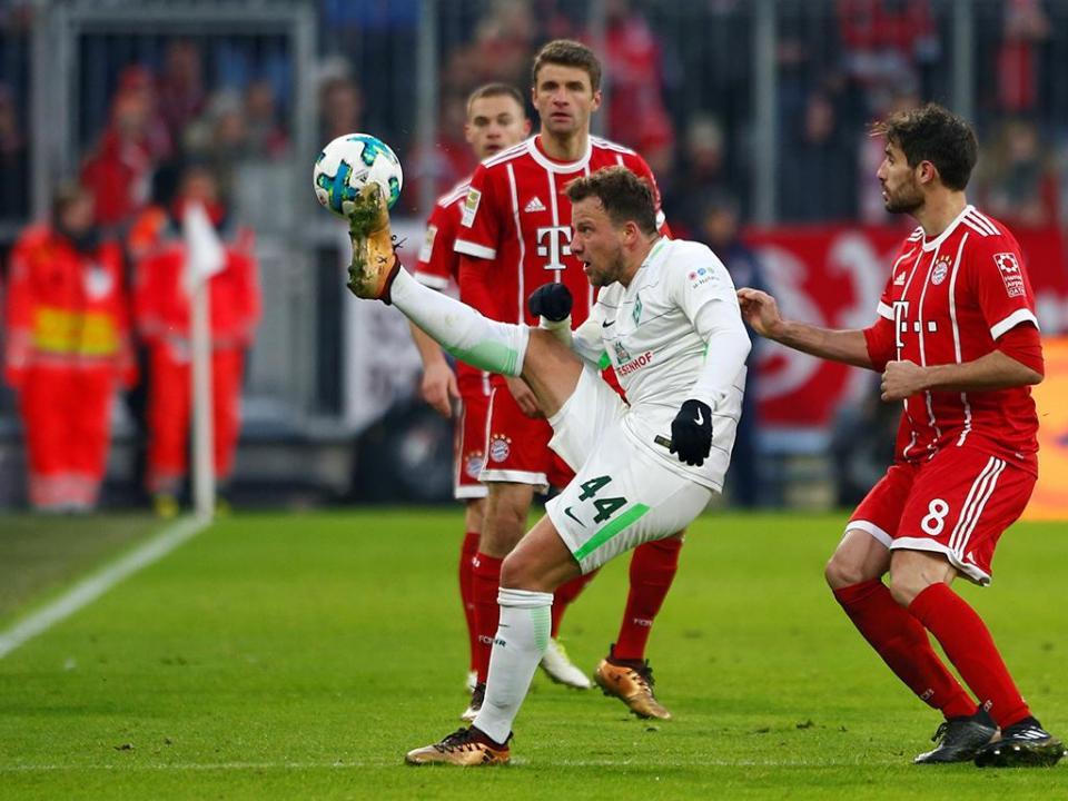 Bayern vence e dá continuidade ao passeio na Alemanha