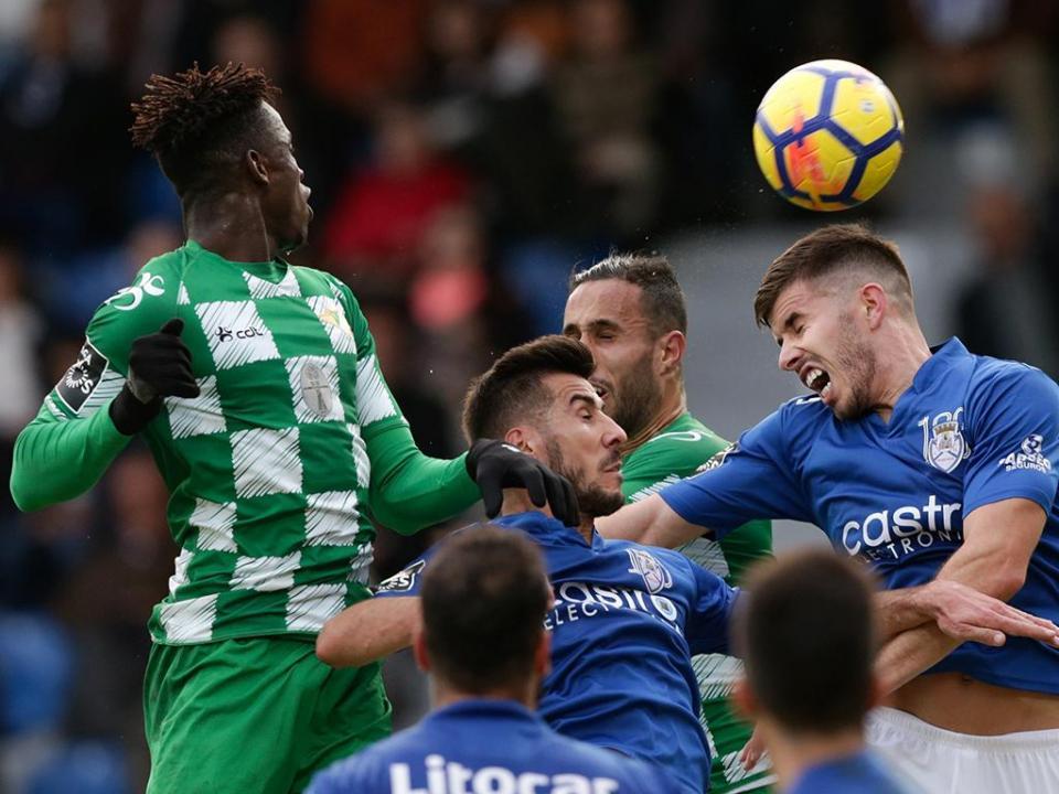 Feirense-Moreirense, 1-0 (destaques)