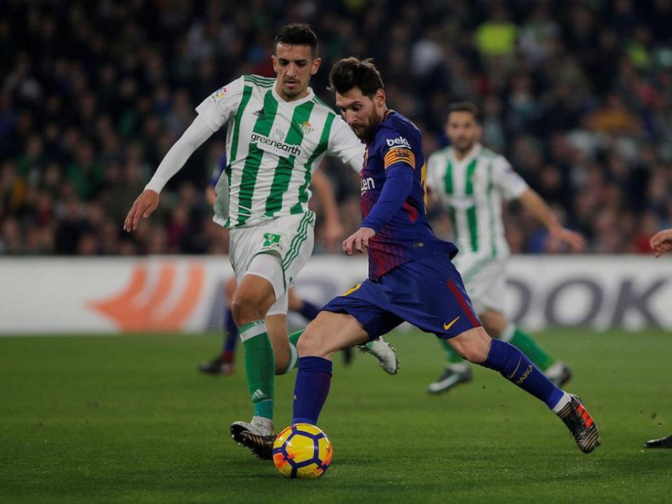 «Correr muito? O Messi faz três arrancadas e marca quatro golos»