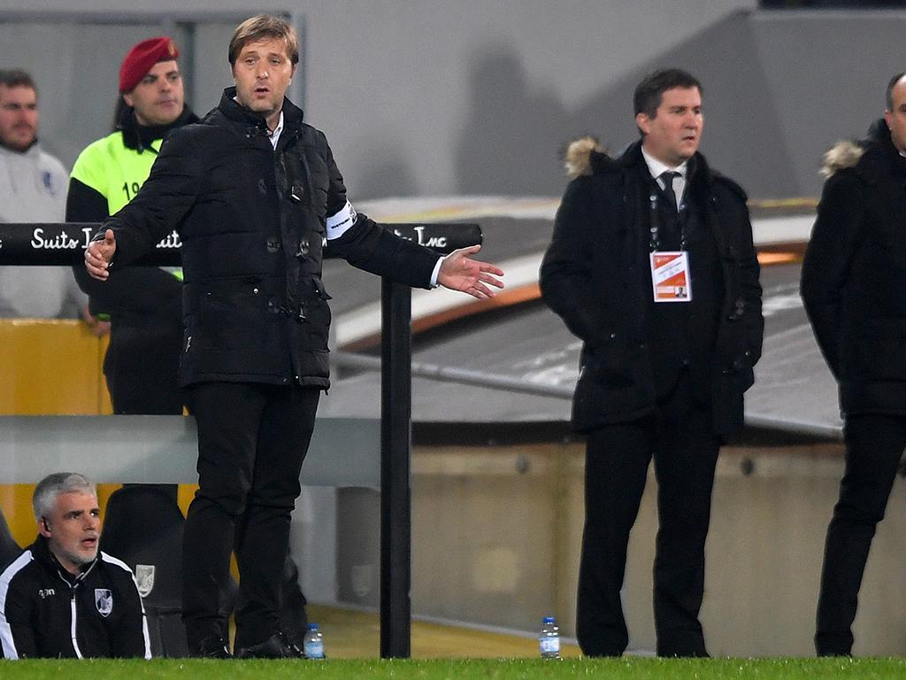 Pedro Martins despedido pela primeira vez desde que chegou à Liga