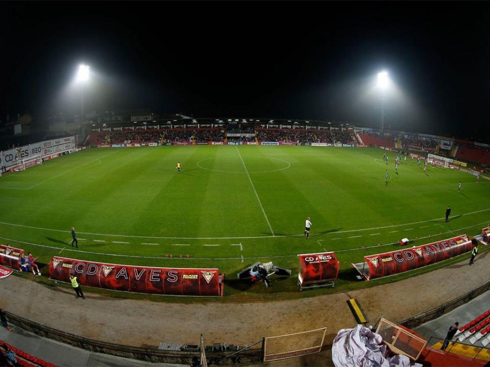 Desp. Aves: Fan Zone junto ao estádio para assistir à final da Taça