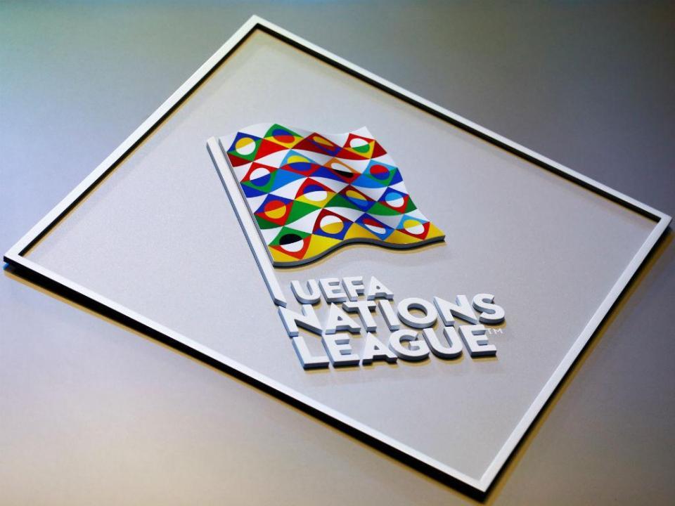 Liga Nações: todos os resultados e classificações