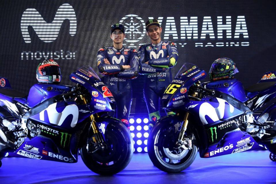 """Rossi explica por que está Viñales """"desanimado"""""""