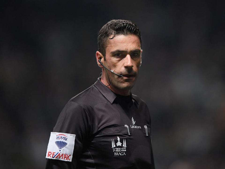 Benfica-Moreirense: árbitro é Nuno Almeida