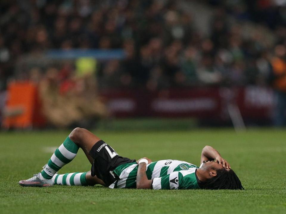 VÍDEO: golo anulado ao Sp. Braga por falta sobre Gelson